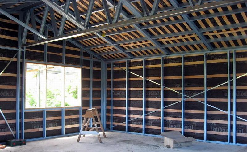 Построить дом из лстк своими руками 75
