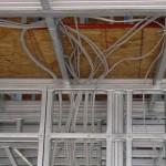 21 - Электропроводка в стенах ЛСТК
