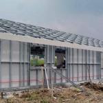 11 - Монтаж ЛСТК сельхоз постройки